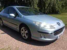 new peugeot 407 used peugeot 407 saloon for sale motors co uk