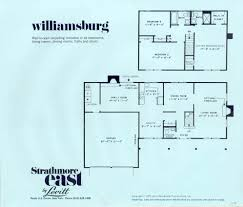 center colonial floor plans strathmore east levittownbeyond