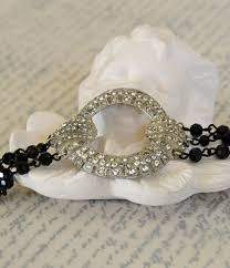 rhinestone buckle bracelet images Art deco rhinestone buckle bracelet romance ruin jpg
