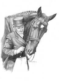pricing for portraits by equine artist olva stewart pharo