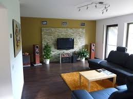 Natursteinwand Wohnzimmer Ideen Steinwand Wohnzimmer Ideen Home Design