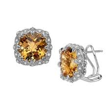 citrine earrings citrine gemstone earrings shop the best deals for nov 2017