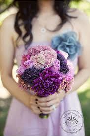 purple wedding bouquets purple wedding bouquet