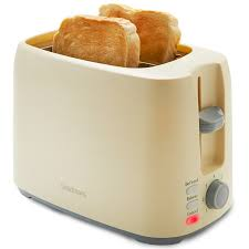 Cream 4 Slice Toaster Cheap Toasters At B U0026m Stores