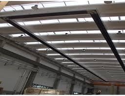 riscaldamento per capannoni aircon nastri radianti per il riscaldamento di capannoni