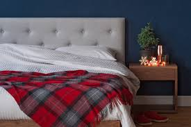 christmas bedding preparing the guest bedroom natural bed company
