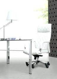 High Desk Chair Design Ideas White Tufted Leather Desk Chair Desk Tufted Leather Office Chair