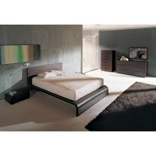 Bedroom Sets Madison Wi Beverly Hills Furniture Maya Platform Bed Teak Hayneedle