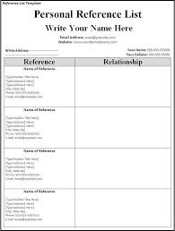 microsoft word reference template sample trade reference template