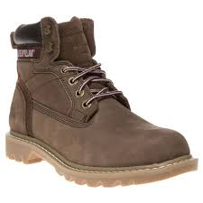 caterpillar womens boots australia cheap womens brown caterpillar willow boots at soletrader outlet