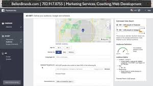 how to create facebook ads for real estate youtube