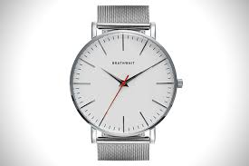 Wrist Watch For The Blind 25 Best Minimalist Watches For Men Hiconsumption