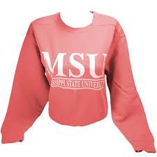 Comfort Colors Shirts Comfort Colors Msu Sweatshirt Campus Book Mart