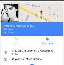 1st hollywood nails roswell ga 30076 yp com
