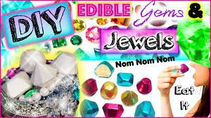 edible jewels diy edible jewels gems eat diamonds for dinner