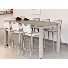 table de cuisine en stratifié table de cuisine stratifiée avec allonge valencia