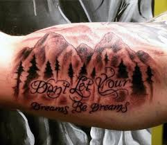 40 awesome inner arm bicep tattoos designs stock