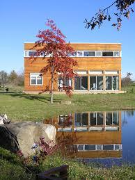 Saltbox Architecture Saltbox Architecture Typology Weekend Rectangular House Design