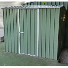 easyshed eco range garden shed 2 25mw x 1 50md x 1 97mh