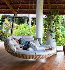 13 comfy outdoor swing bed designs rilane