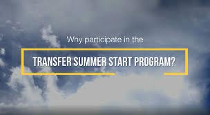 summer programs transfer student center uc santa barbara