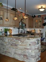 photos of rock and tile on interior kitchen bar kitchen bar