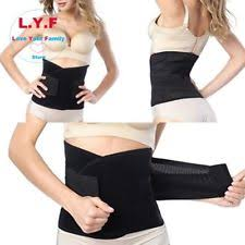 post pregnancy belly wrap postpartum belly wrap women s clothing ebay