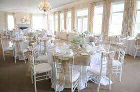 diy wedding chair covers set burlap chair sashes theruffleddaisy 264714 jpg