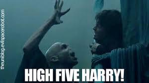 High Five Meme - 24 epic high fives smosh