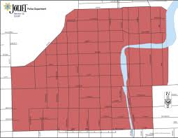 Chicago Police Beat Map by Sector Maps U2013 Joliet Police Department