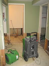 basement flooding no sump pump