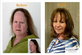 hairstyle makeovers before and after the hair lady blog janise crow your personal service wig shop in