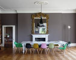 White Dining Table And Coloured Chairs In Search Of The Modern White Dining Table Skimbaco