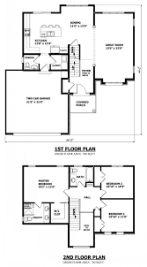stylish ideas two story house plans lofts 9 2 with loft home best