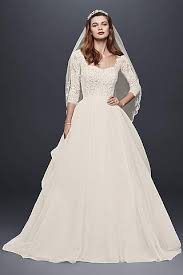 sleeve wedding dresses gowns david s bridal
