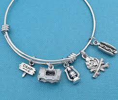 bible verse jewelry cing bangle bracelet in stainless steel with pewter charms