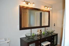 bathroom mirror trim ideas best mirror trim ideas on framed bathroom mirrorspaint the custom