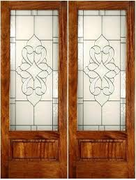 stained glass interior door advantages and disadvantages of a glass panel interior door