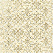 metallic christmas wrapping paper wrap glitter gold silver scroll wrapping paper sheets