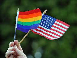 American Flag To Color Gilbert Baker Created The Lgbtq Pride Rainbow Flag Here U0027s What