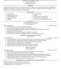 resume for first time job no experience how to write resume for part time job with no experience make