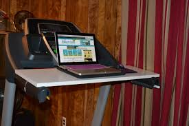 Menards Computer Desk by How To Make Your Own Treadmill Desk A Few Shortcuts