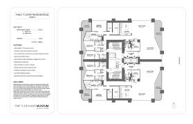 Elysee Palace Floor Plan one thousand museum lux life miami blog