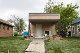 How Much To Build A House In Michigan by A Tiny Home Community Rises In Detroit Curbed Detroit