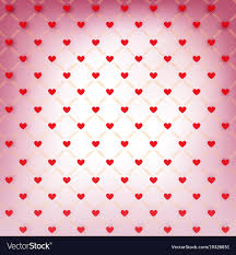 heart wrapping paper valentines day wrapping paper with hearts vector image