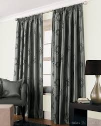 Grey And Silver Curtains Silver Gray Curtains Grey Silver By Colour Metallics