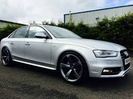 2013 audi a4 s line black edition spec in londonderry county