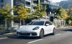 hybrid porsche panamera meet porsche u0027s new powerful plug in hybrid u2014the 2018 panamera turbo