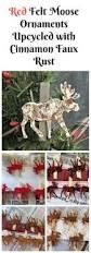 521 best diy woodland christmas ornaments images on pinterest