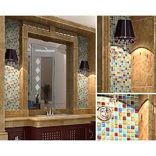 mosaic tile sheets kitchen backsplash tiles glazed ceramic floor
